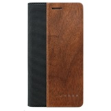 Hacoa +LUMBER Flip Case for Xperia X