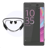 Sony Xperia E5 + Black Stereo Bluetooth Headset SBH70