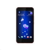 HTC U11 Dual SIM U-3u 128GB, Solar Red