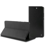 KSIX Slim Folio Case with Stand For Xperia XZ1