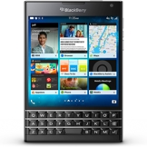 BlackBerry Passport LTE - SQW100-1: RGY181LW 32GB, Black