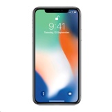 Apple iPhone X A1865 -銀色