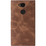 Krusell Sunne Cover Sony Xperia L2 Vintage Cognac