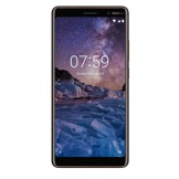 Nokia 7 plus Dual-SIM TA-1062 64GB, Copper/Black
