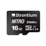 Strontium NITRO MicroSDHC Card with Adapter