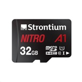 Strontium NITRO A1 MicroSDHC Card with Adapter