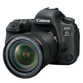 Canon EOS 6D Mark II DSLR Camera + EF 24-105mm STM Lens