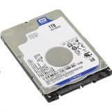 Western Digital WD Blue 7 mm SATA HDD Internal Hardisk, 5400RPM, 128MB