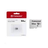 Transcend 300S Micro SDHC UHS-I Card 64GB