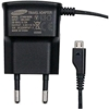 Samsung 삼성 microUSB Charger (EU, Black)