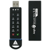 Apricorn Aegis Secure Key USB 3.0 - 120GB (256 bit AES-XTS Encrypted, FIPS Validated)