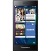 BlackBerry Leap - 黑莓 智能手机 STR100-1: RHD131LW (无锁LTE, 16GB, 灰色)