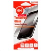 22 Cases Screen Protector for Sony Xperia X Compact (Black, 強化ガラス、両端カバー)