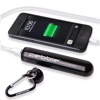 Veho Pebble Smartstick+ Emergency Portable Battery (2800mAh, Black)