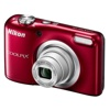 Nikon Coolpix A10 Digital Camera In Red ()