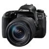 Canon EOS 77D Digital SLR Camera + 18-135mm USM Lens (Black)
