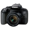 Canon EOS 800D Digital SLR Camera + 18-55mm STM Lens Kit (Black)