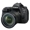 Canon EOS 6D Mark II DSLR Camera + EF 24-105mm STM Lens (Black)