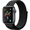 Apple Watch Series 4 / 44mm (Gray / Black Loop)