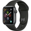 Apple Watch Series 4 / 44mm (Gray / Black Sport)