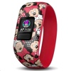Garmin Vívofit JR. 2 Activity Tracker for Kids (伸縮素材のミニーマウス)