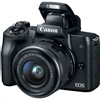 Canon EOS M50 15-45mm (Black)