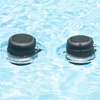 AquaJam AJ105 Waterproof Speaker – Twin Pack (Twin Pack)