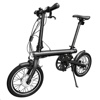 Xiaomi Mi QiCYCLE Folding Electric Bicycle (Black, EU Version)