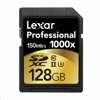 Lexar 1000X SDXC 記憶卡 (128GB, 150MB/s read, 90MB/s write)