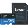 Lexar 633X MicroSDXC 記憶卡 (128GB, 95MB/s read, 45MB/s Write)