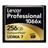Lexar 1066X Professional CompactFlash Card (256GB, 160MB/s read, 155MB/s write)