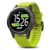 Garmin Forerunner 935 GPS Heart Rate Watch (Yellow Band with Grey Steel)