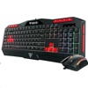GAMDIAS ARES M1 + Zeus E2 RGB Gaming Combo (Membrane Keyboard with Optical Gaming Mouse)