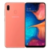 Samsung Galaxy A20 Dual-SIM SM-A205GN/DS (32GB, Coral Orange)