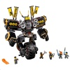 Lego 70632 Ninjago Movie Cole's Quake Mech Building Kit ()