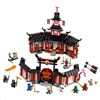 Lego 70670 Ninjago Monastery of Spinjitzu Building Kit ()