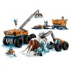 Lego 60195 City Arctic Mobile Exploration Base Set ()