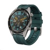 Huawei Watch GT Active FTN-B19 (Titanium Grey Stainless Steel / Dark Green)