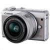 Canon EOS M100 Mirrorless Compact System Digital Camera (Grey, with EF-M 15-45mm f/3.5-6.3 IS STM Lens Kit)