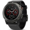 Garmin Fenix 5X Sapphire Edition (Slate gray with black band)