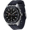 LG Watch W7 LM-W315 (Cloud Silver, Black Band)