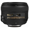 Nikon AFS 50mm f/1.4 G Lens (New, US,EN,5YR MARK)