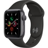Apple Watch Series 5 LTE / 44mm (Space Grey Aluminium Case / Black Sport Band)
