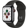 Apple Watch Series 5 LTE / 44mm, MWWE2 (Space Grey Aluminium Case / Black Band)
