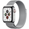 Apple Watch Series 5 LTE / 40mm (Stainless Steel Case / Stainless Steel Milanese)