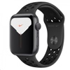 Apple Watch Series 5 / 44mm (GPS only) (Space Grey Aluminium Case / Black Nike Sport Band)