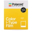 Polaroid Color Film for I-TYPE (Color instant film with Classic white frame)