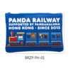 Sigema Pouch Bag (Panda Railway, BRZP-PH-01)