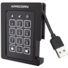 Apricorn Aegis Padlock SSD USB 3.0 Encrypted Portable Hard Drive (2TB, FIPS Validated Ruggedized SSD)