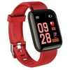 Tec Sante Blood Oxygen Series SD9P Smart Watch (Red)